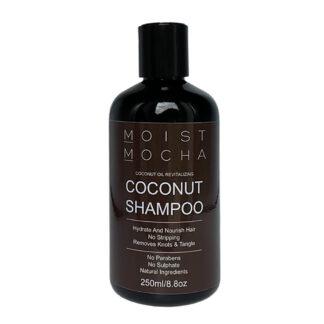 Moist Mocha - Coconut Shampoo